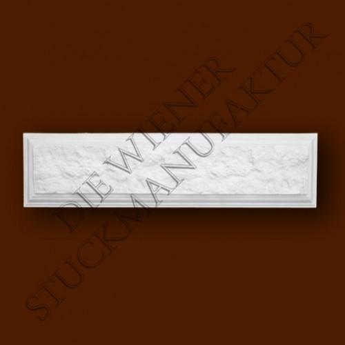 Eckbosse rau 265/1055/70mm