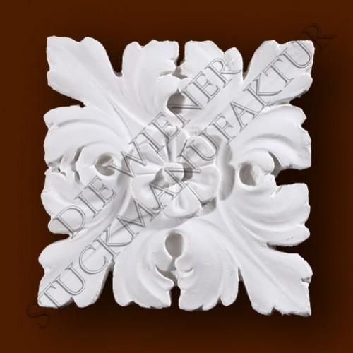 Knopf Blätter 150/150mm