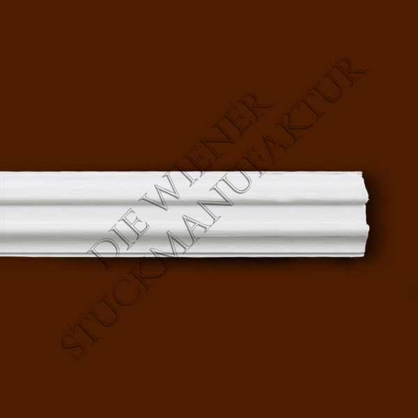 Leiste glatt zu KS0803 85/19mm