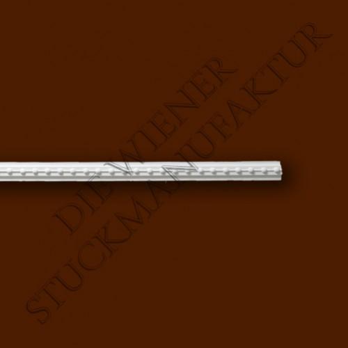 Leiste 31/11mm Perlstab