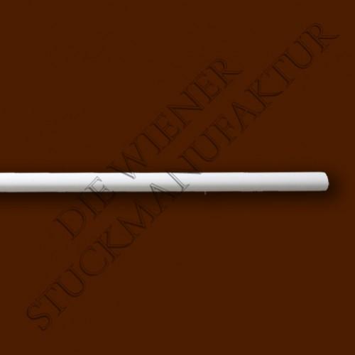 Leiste 32/16mm 1/2 Stab glatt