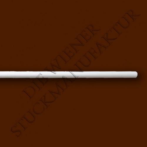 Leiste 25/11mm 1/2 Stab glatt