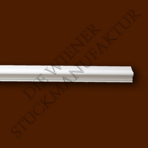 Leiste 62/19mm glatt