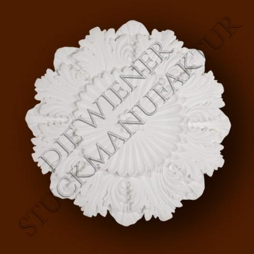 Rosette 610mm Akanthus
