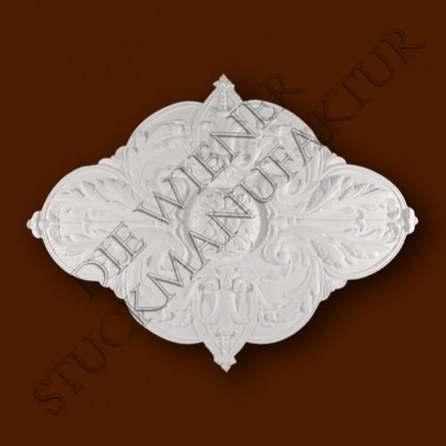 Rosette 710/935mm Akanthus