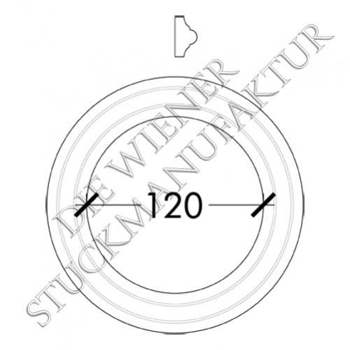 Ring Innend. 120mm L0720