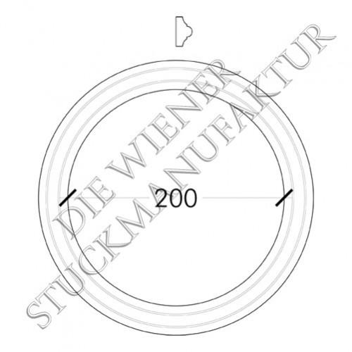 Ring Innend. 200mm L0720