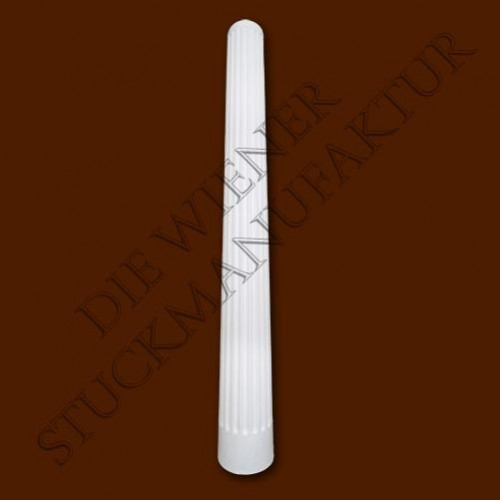 Säule halb23-19cm verj.H=1,95m