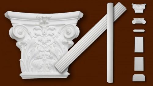 Pilaster Kombination