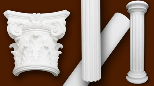 Säulen Kombination